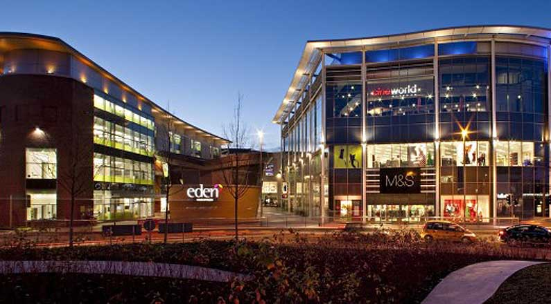 Eden Centre, High Wycombe